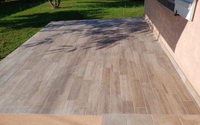 Nos prestations pour vos travaux de création de terrasse à Saint-Dié